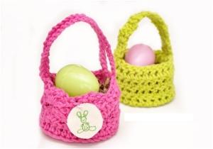 Mini-Crochet-Easter-Baskets